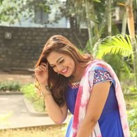 Aswini at Ameerpet Lo Movie Press Meet Photos   Picture 1442901