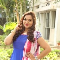 Aswini at Ameerpet Lo Movie Press Meet Photos   Picture 1442889