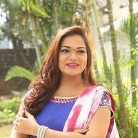 Aswini at Ameerpet Lo Movie Press Meet Photos