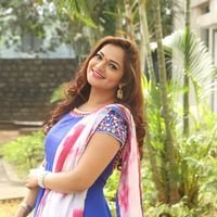 Aswini at Ameerpet Lo Movie Press Meet Photos   Picture 1442892