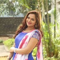 Aswini at Ameerpet Lo Movie Press Meet Photos   Picture 1442891