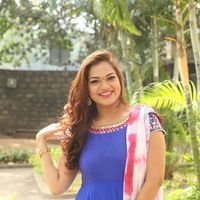Aswini at Ameerpet Lo Movie Press Meet Photos   Picture 1442898