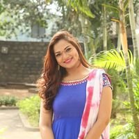 Aswini at Ameerpet Lo Movie Press Meet Photos   Picture 1442899