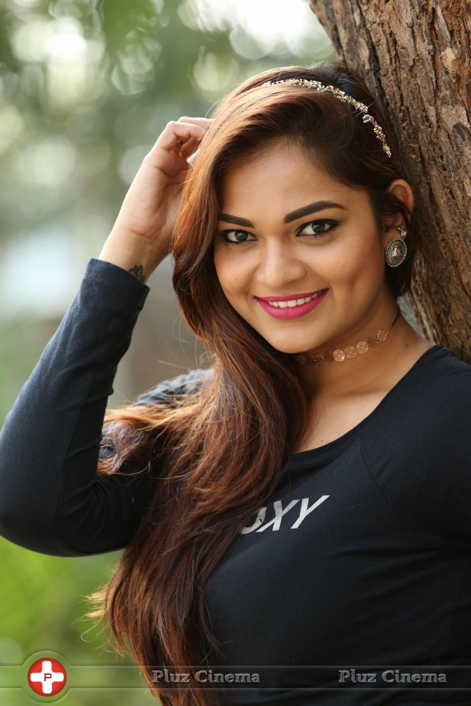 Aswini Interview For Ameerpet Lo Movie Photos   Picture 1447502