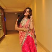 Aswini at Trends Exhibition Life Style Event 2016 Photos