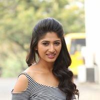 Roshini Prakash at Saptagiri Express Movie Press Meet Photos