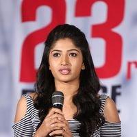 Roshini Prakash - Sapthagiri Express Movie Press Meet Photos