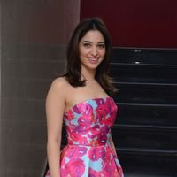 Tamanna Interview About Okkadochadu For Christmas Photos
