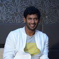 Vishal Interview About Okkadochadu For Christmas Photos