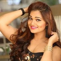 Aswini Poses in Black Dress Photos | Picture 1456091