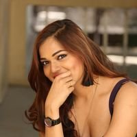 Aswini Poses in Black Dress Photos | Picture 1456070
