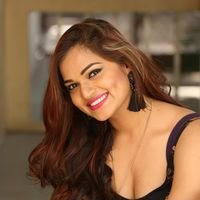 Aswini Poses in Black Dress Photos | Picture 1456077