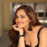 Aswini Poses in Black Dress Photos | Picture 1456076