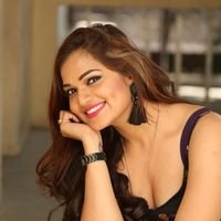 Aswini Poses in Black Dress Photos | Picture 1456073