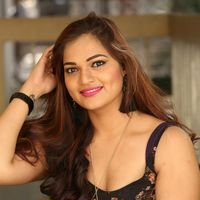 Aswini Poses in Black Dress Photos | Picture 1456088