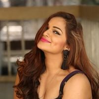 Aswini Poses in Black Dress Photos | Picture 1456080