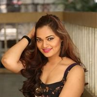 Aswini Poses in Black Dress Photos | Picture 1456085
