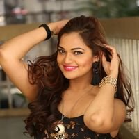 Aswini Poses in Black Dress Photos | Picture 1456089