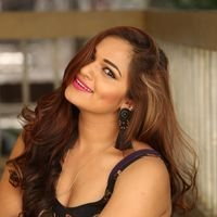 Aswini Poses in Black Dress Photos | Picture 1456078