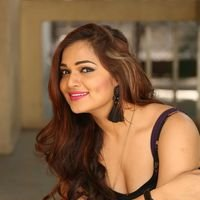 Aswini Poses in Black Dress Photos | Picture 1456071