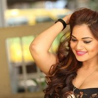 Aswini Poses in Black Dress Photos | Picture 1456092