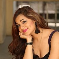 Aswini Poses in Black Dress Photos | Picture 1456074
