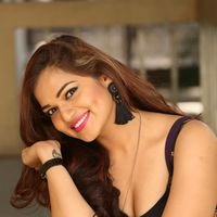 Aswini Poses in Black Dress Photos | Picture 1456081