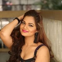 Aswini Poses in Black Dress Photos | Picture 1456086