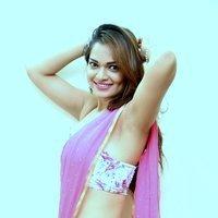 Aswini Hot Stills at Nuvvu Nenu Osey Orey Movie Press Meet | Picture 1490427