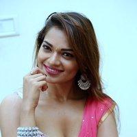 Aswini Hot Stills at Nuvvu Nenu Osey Orey Movie Press Meet | Picture 1490406