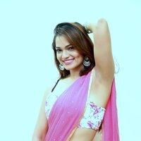 Aswini Hot Stills at Nuvvu Nenu Osey Orey Movie Press Meet | Picture 1490428