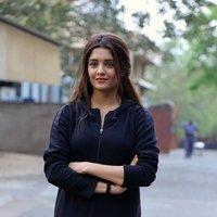 Ritika Singh at Guru Success Meet Photos