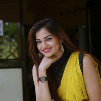Actress Aswini Hot in Yellow Saree Photos   Picture 1491888