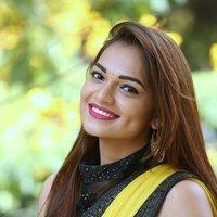 Actress Aswini Hot in Yellow Saree Photos   Picture 1491885