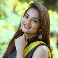 Actress Aswini Hot in Yellow Saree Photos   Picture 1491884