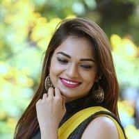 Actress Aswini Hot in Yellow Saree Photos   Picture 1491883