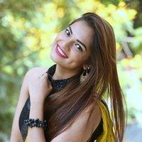Actress Aswini Hot in Yellow Saree Photos   Picture 1491875