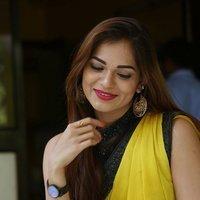 Actress Aswini Hot in Yellow Saree Photos   Picture 1491890