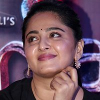 Anushka Shetty - Baahubali 2 Press Meet In Chennai Photos