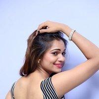 Aswini Hot at Pelliki Mundu Prema Katha Trailer Launch Stills   Picture 1493099