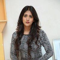 Chandini Chowdary Hot Stills at Howrah Bridge Press Meet