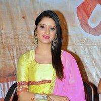 Richa Panai - Rakshaka Bhatudu Movie Audio Launch Stills