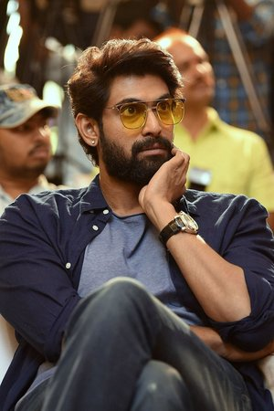 Rana Daggubati @ The World of Baahubali Press Meet Photos