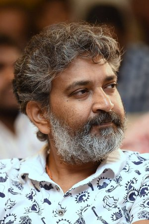 S. S. Rajamouli @ The World of Baahubali Press Meet Photos