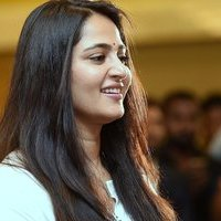 Anushka Shetty - The World of Baahubali Press Meet Photos