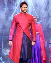 Naga Chaitanya - Celebrities at Woven 2017 Fashion Show Photos