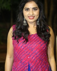 Actress Srushti Dange At Oy Ninne Audio Launch Photos | Picture 1522406
