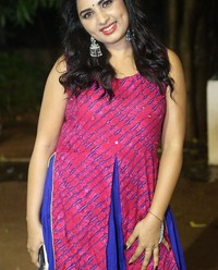 Actress Srushti Dange At Oy Ninne Audio Launch Photos | Picture 1522402