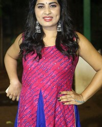 Actress Srushti Dange At Oy Ninne Audio Launch Photos | Picture 1522404