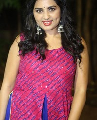 Actress Srushti Dange At Oy Ninne Audio Launch Photos | Picture 1522401
